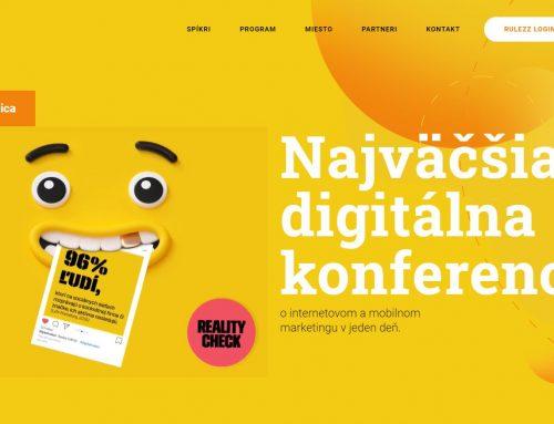 Refero na najväčšej konferencii o digitálnom marketingu Digital Rulezz 2019